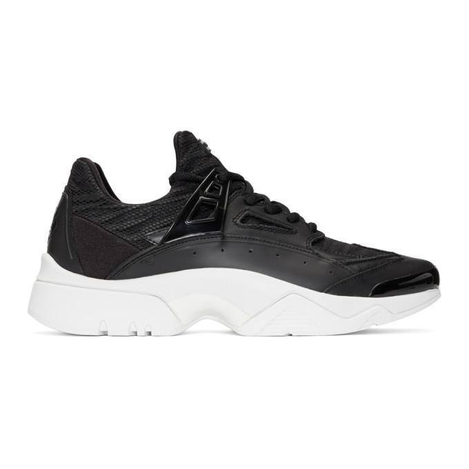 Kenzo Black Sonic Sneakers
