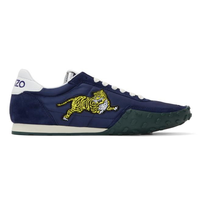 Kenzo Navy Kenzo Move Sneakers