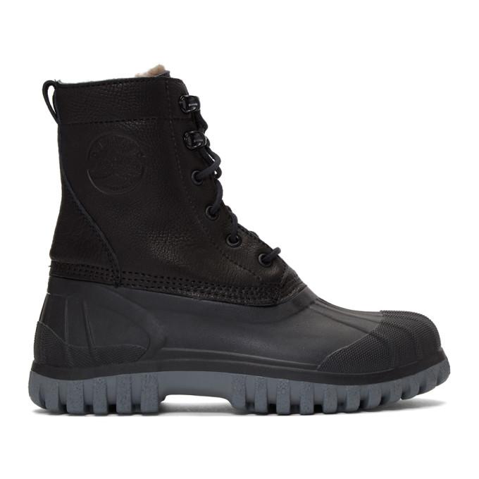 Diemme Black Anatra Boots, Black/Blac