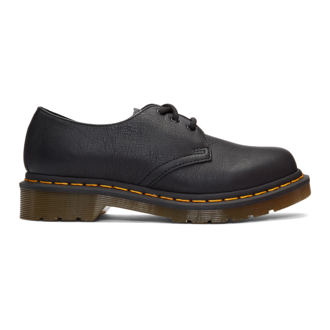 Dr. Martens Black Original 1461 Derbys