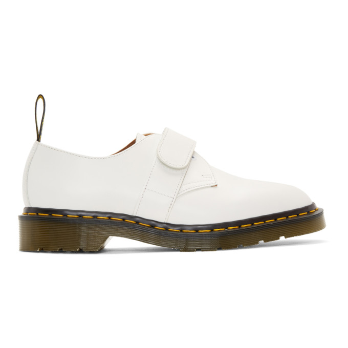 Dr. Martens White Engineered Garments Edition 1461 Smith Derbys