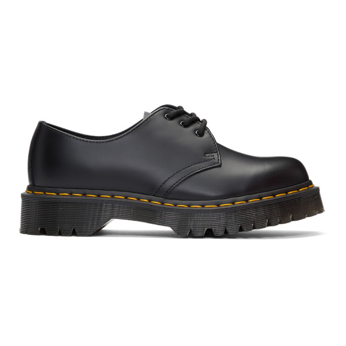 Dr. Martens Black 1461 Bex Lace-Up Derbys