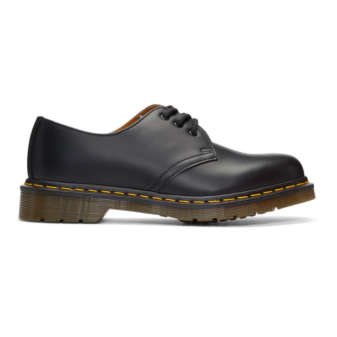 Dr. Martens Black 1461 Lace-Up Derbys