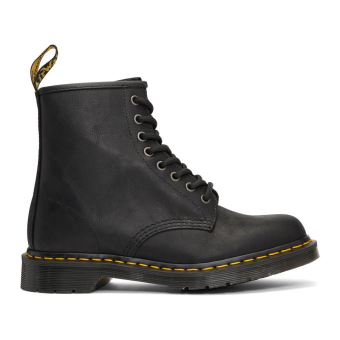 Dr. Martens Black 1460 Carpathian Boots