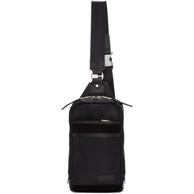 Image of Master-Piece Co Black Density One Backpack