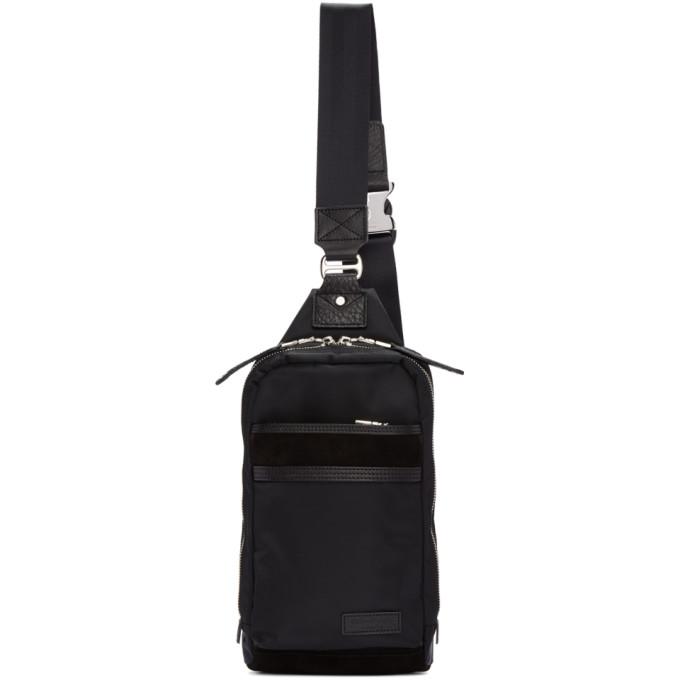 Image of Master-Piece Co Black Density One Backpack