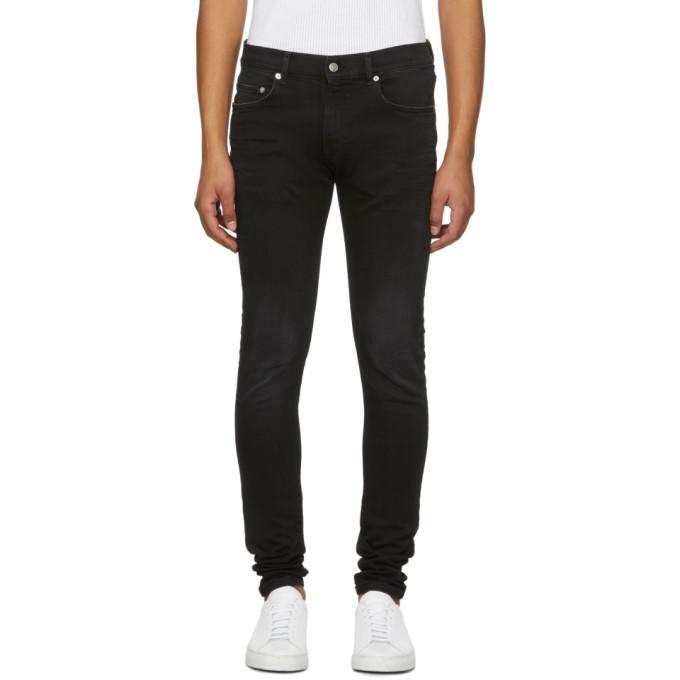 Versus Black Skinny Jeans