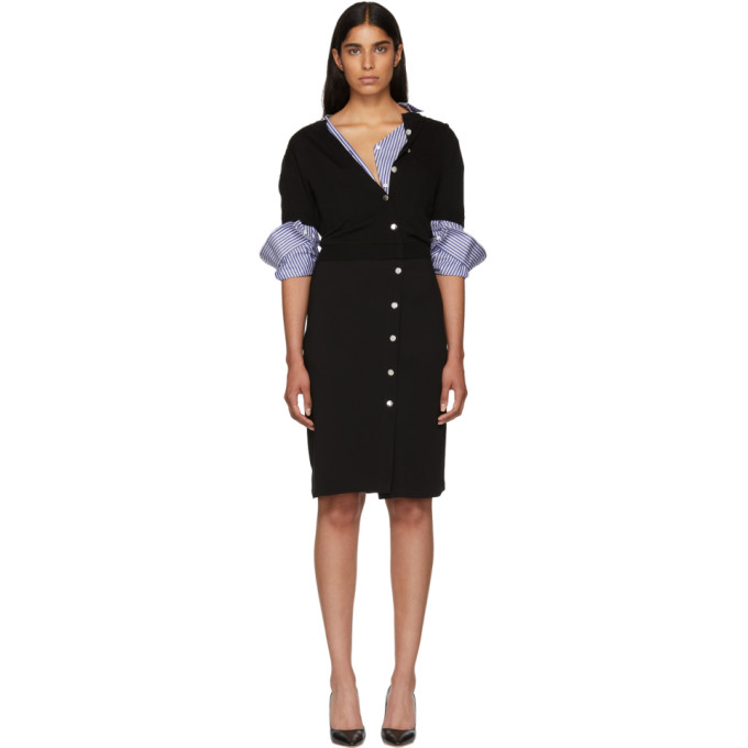 Image of Altuzarra Black Jefferson Dress