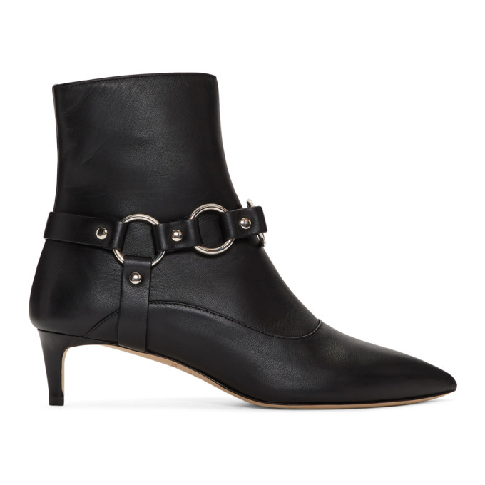 Altuzarra Black Davidson Boots