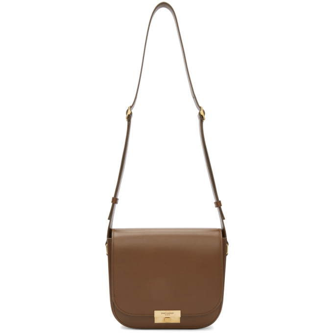 Saint Laurent Brown Betty Messenger Bag
