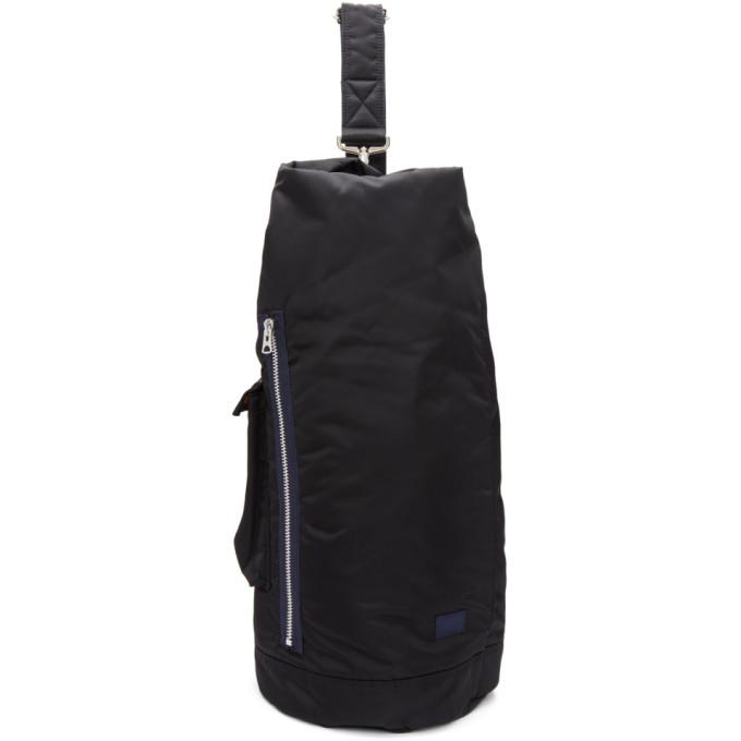 3d3904c95fa5 Sacai Black MA 1 Backpack