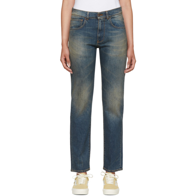 6397 female 6397 blue relaxed jeans
