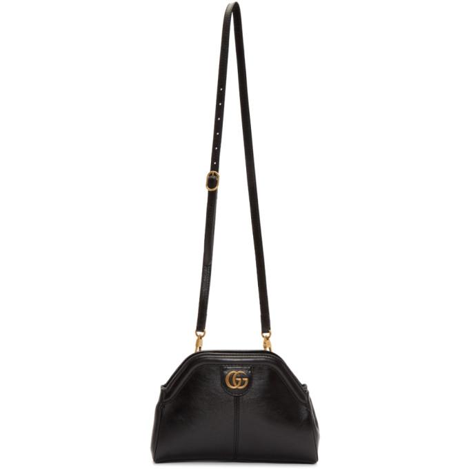 Gucci Black Linea Shoulder Bag