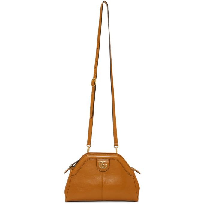 Gucci Tan Linea Shoulder Bag