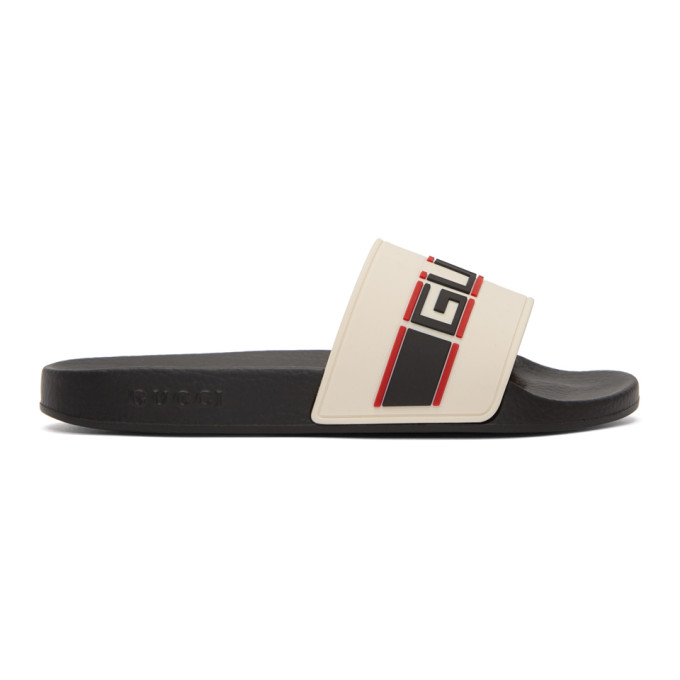 Gucci Off-White Pursuit Slides