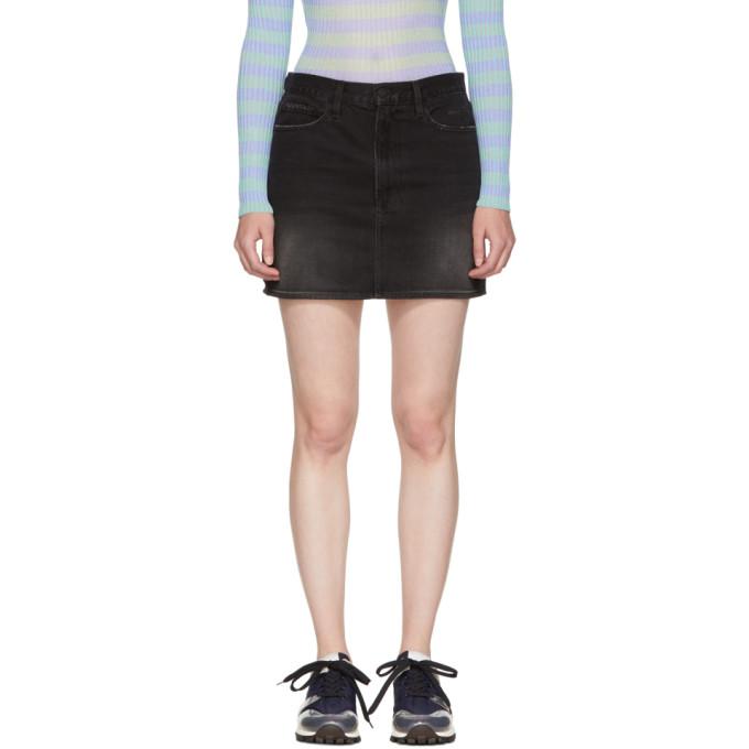 Le Mini Denim Skirt, Conwell
