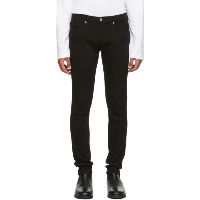 Frame Black 'l'homme Skinny' Jeans