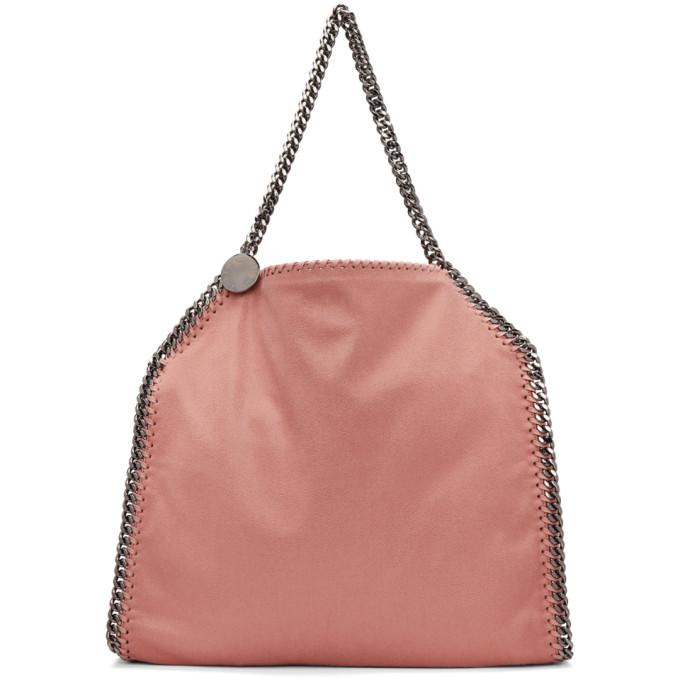 Stella McCartney Pink Small Falabella Tote