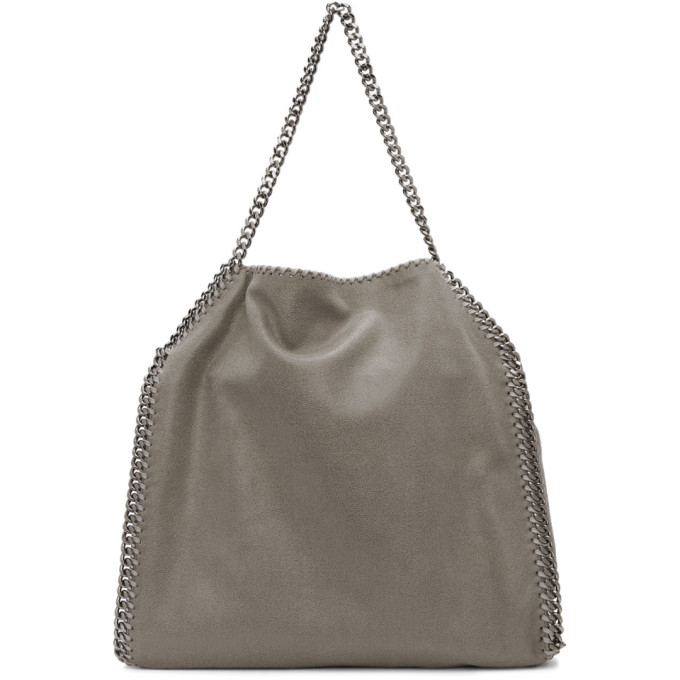 ada39c1d090a4 Stella McCartney Grey Small Falabella Tote