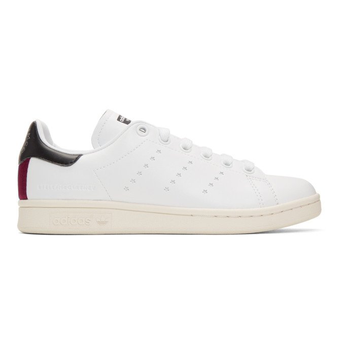 Stella McCartney White Vegan Stan Smith Sneakers
