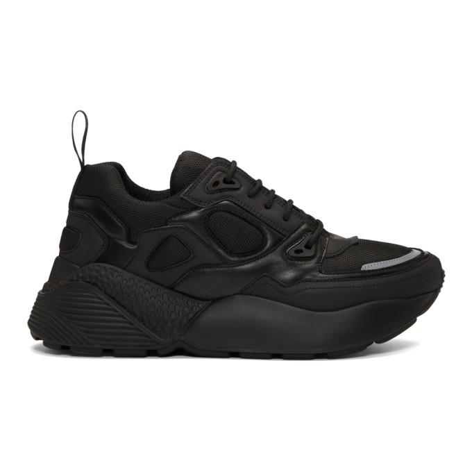 Stella McCartney Black Eclypse Sneakers