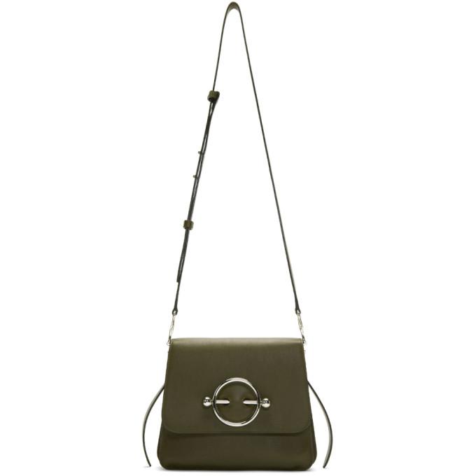 JW Anderson Khaki Disc Bag