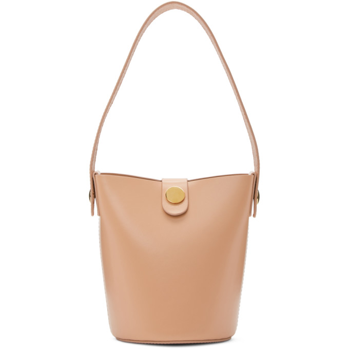 Sophie Hulme Pink Nano The Swing Bag