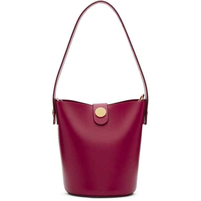Sophie Hulme Red Nano The Swing Bag