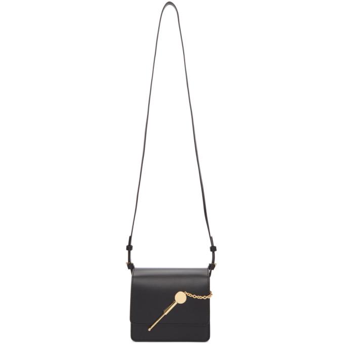 Sophie Hulme SOPHIE HULME BLACK SMALL COCKTAIL STIRRER BAG