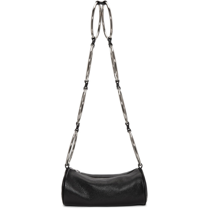 Image of Kara Black Multi-Ring Duffle Wristlet Bag