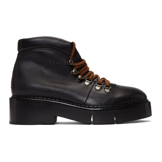 Clergerie CLERGERIE BLACK CELINA BOOTS