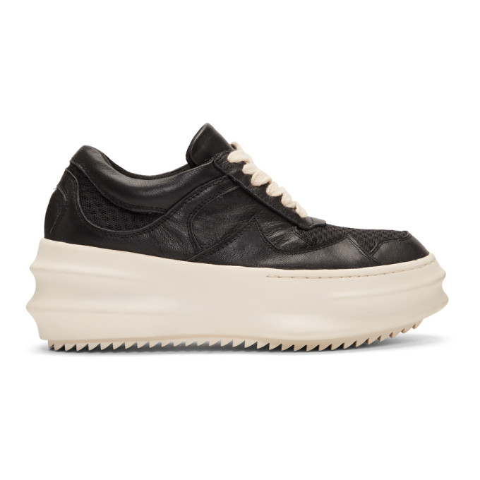 D.Gnak by Kang.D Baskets noires et blanches Curved