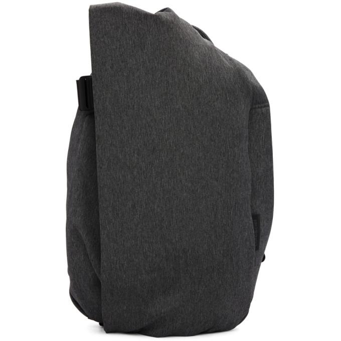 Image of Côte & Ciel Grey Medium Eco Yarn Isar Backpack