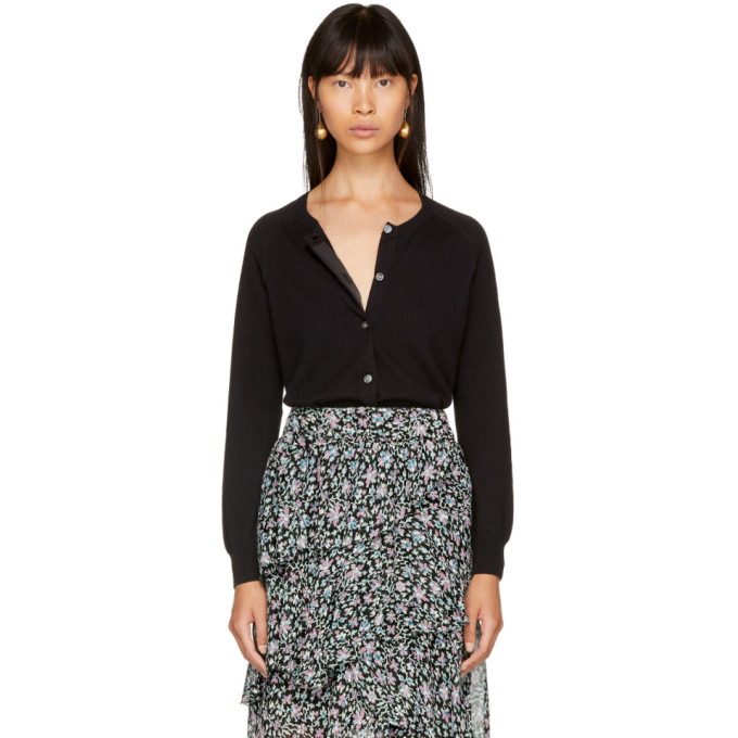 Isabel Marant Etoile Black Napoli Sweater