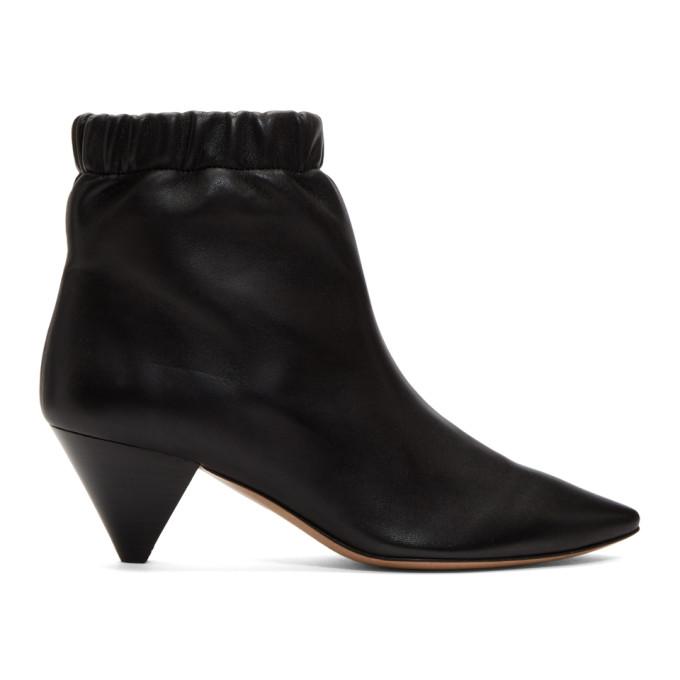 Isabel Marant Black Leffie Boots