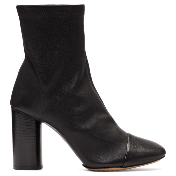 Isabel Marant Black Rillyan Boots