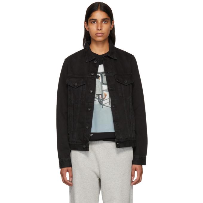 Off White Black Byredo Edition Denim Jacket