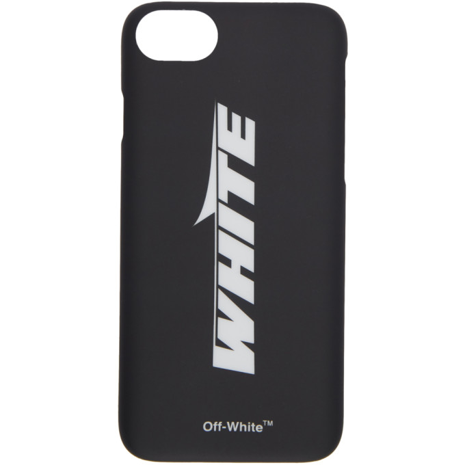 Off-White ブラック Wing Off iPhone 8 ケース
