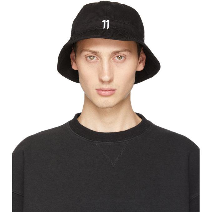 11 by Boris Bidjan Saberi Black New Era Edition Explorer Hat