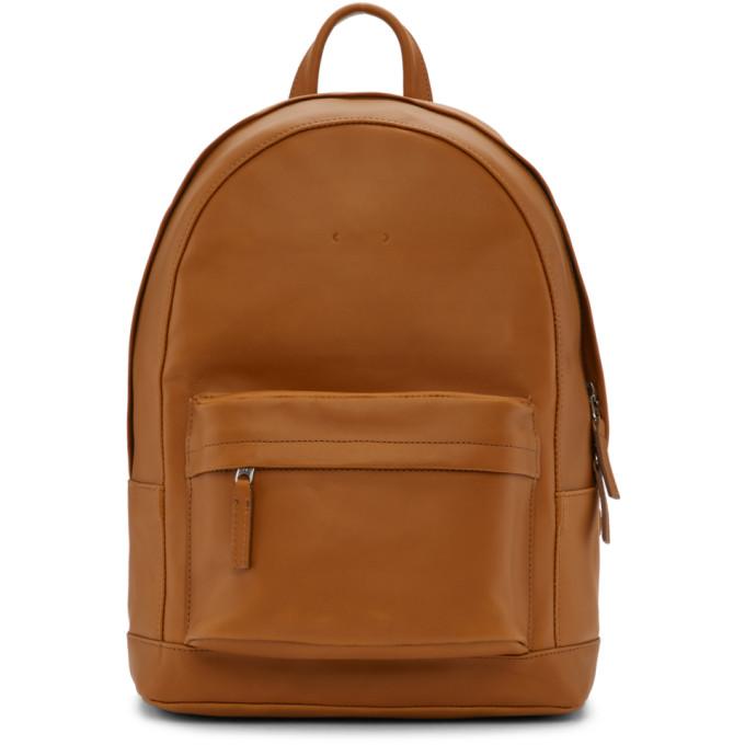 66ce8e66833 PB 0110 Brown Mini Backpack