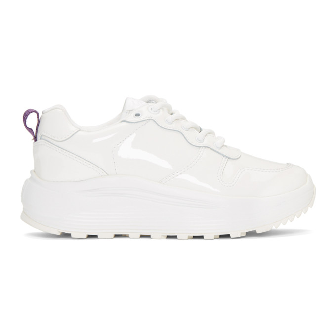 Eytys White Jet Sneakers