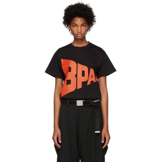 Gosha Rubchinskiy T-shirt graphique noir