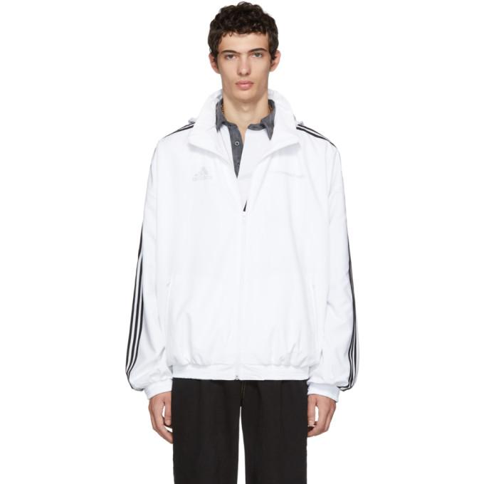 Gosha Rubchinskiy adidas Originals Edition ホワイト トラック ジャケット