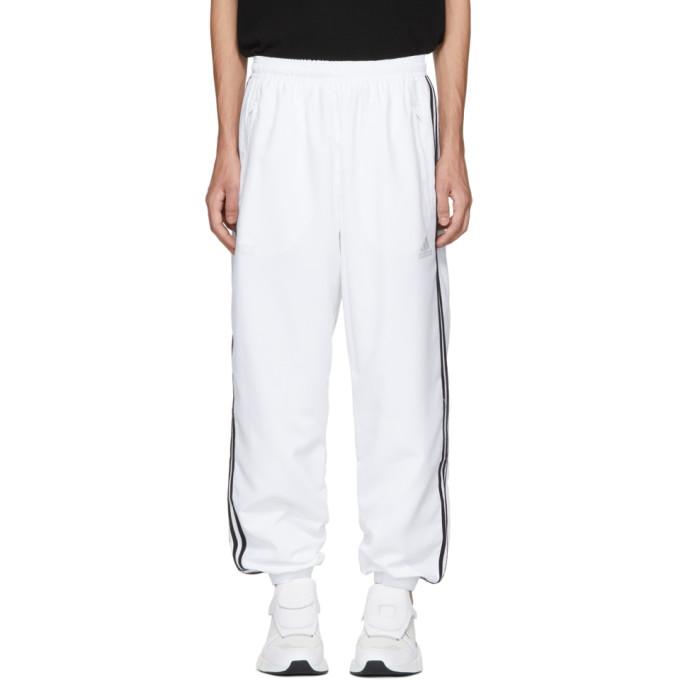 Gosha Rubchinskiy adidas Originals Edition ホワイト ロゴ ラウンジ パンツ