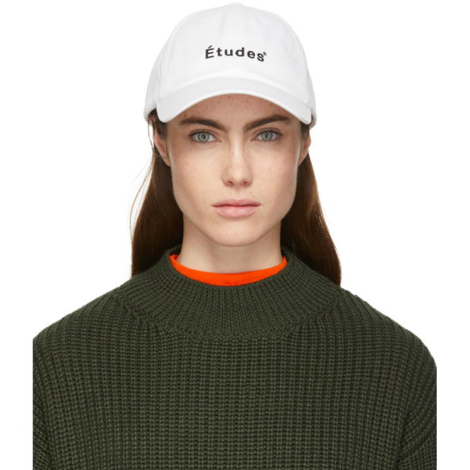 Etudes Studio ETUDES WHITE TUFF CAP