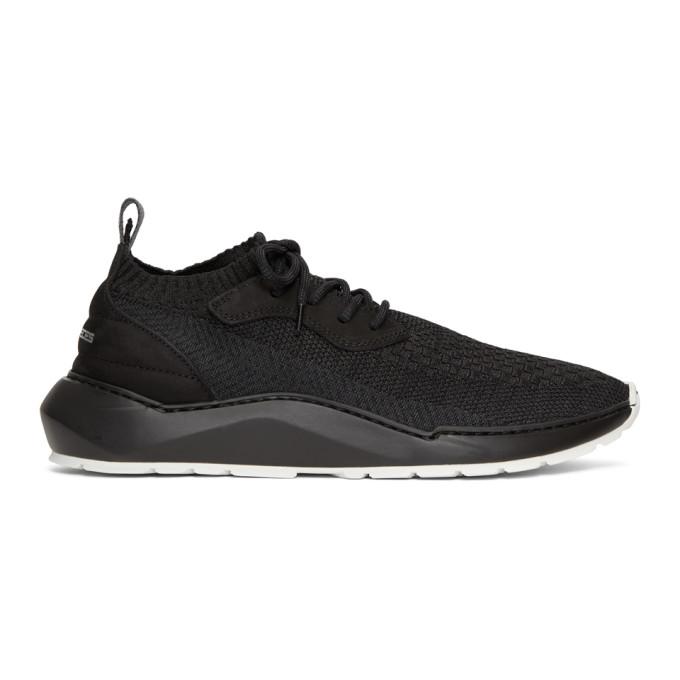 Image of Filling Pieces Black Condor Sneakers