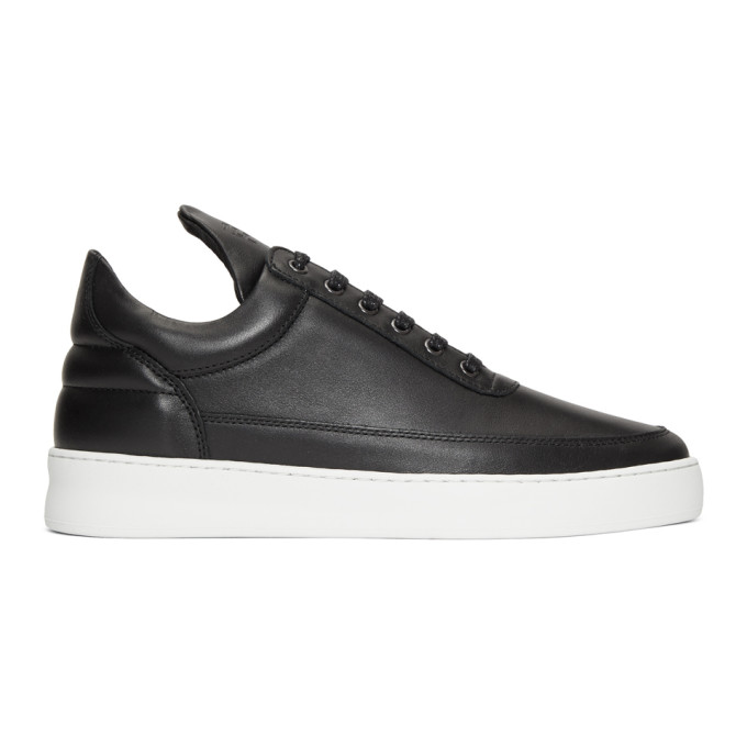 Image of Filling Pieces Black Lane Sneakers