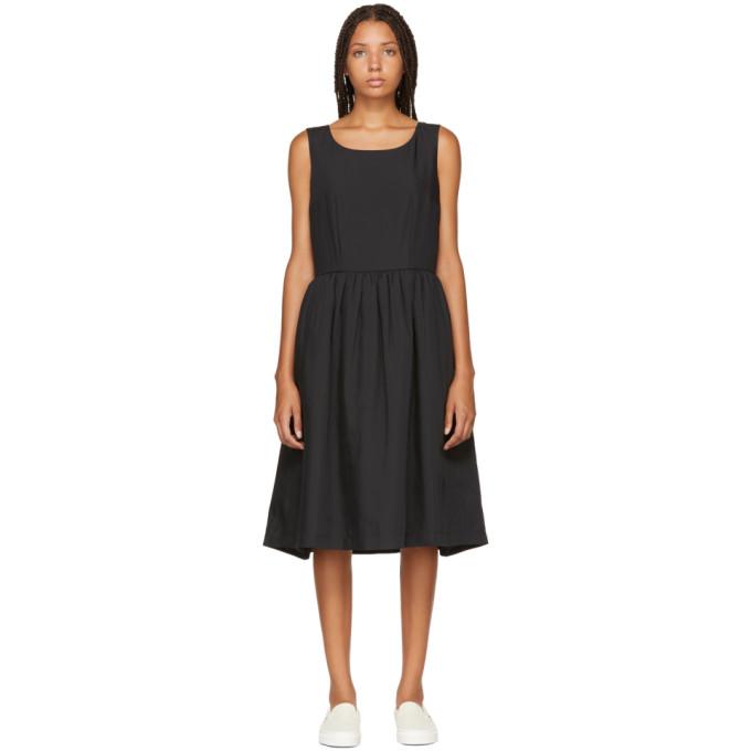Image of Comme des Garçons Girl Black Padded Dress