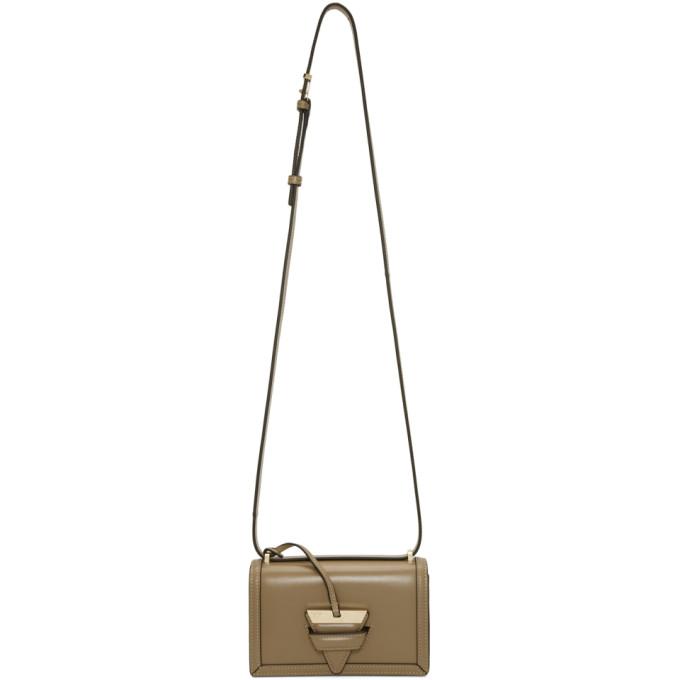 Loewe Tan Small Barcelona Bag