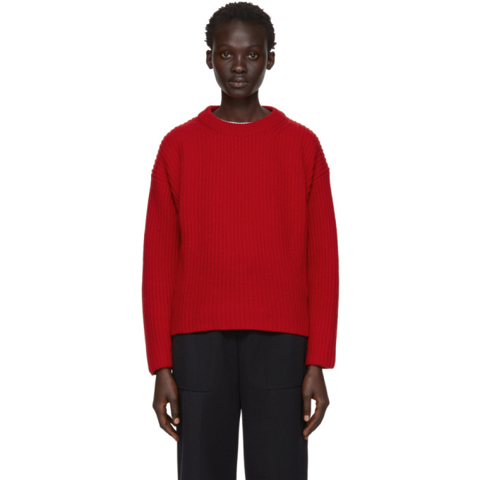 HARMONY Harmony Red Katlyne Sweater in 032 Red
